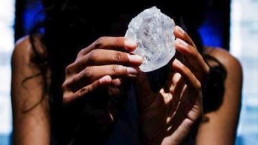 Διαμάντι 476 καρατίων βρέθηκε στη Σιέρα Λεόνε