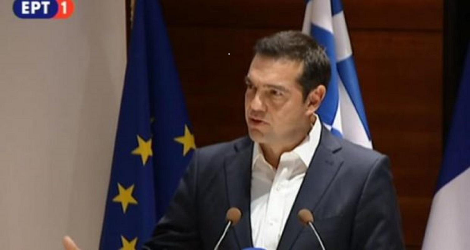 """Αλέξης: """"Η Ευρώπη θα έχει μέλλον μόνο στηριγμένη στους λαούς της και τον κόσμο της εργασίας και του πολιτισμού"""""""