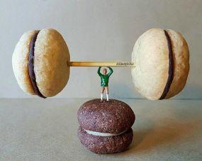 Ιταλός ζαχαροπλάστης δημιουργεί εντυπωσιακούς μικρόκοσμους με επιδόρπια (24)