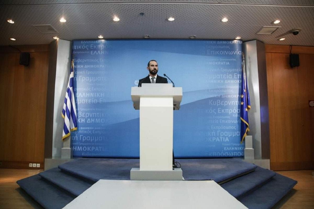 """Ο Δημήτρης Τζανακόπουλος έκανε ρόμπα τον Μητσοτακη """"Να δούμε αν ο κ. Μητσοτάκης διαθέτει έστω ελάχιστο πολιτικό σθένος"""" (ΒΙΝΤΕΟ)"""