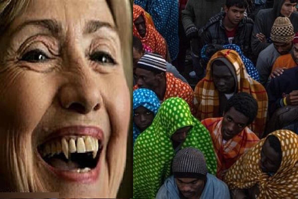Μετά τον Καντάφι. Οι σύμμαχοι της Κλίντον πωλούν ανθρώπους για €400 στα νέα σκλαβοπάζαρα της Τρίπολης