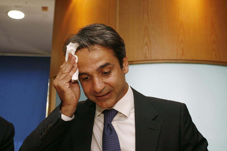 Πτώση της Αγοράς και τσουνάμι κατασχέσεων βλέπει ο πρόεδρος του επαγγελματικού επιμελητηρίου Αθηνων! @AGiamali