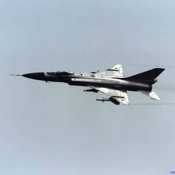 Sukhoi Su-15 Flagon ήταν ο τύπος του αναχαιτιστικού