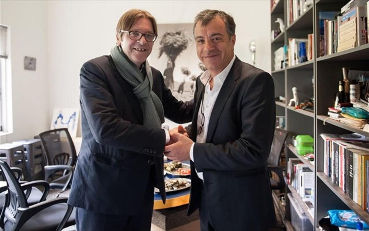 Κι ο ΠΟΤΑΜΗΣ των Βρυξελλών, στα #ParadisePapers! Ναι, αυτός που σήκωνε το δάχτυλο και έκανε υποδείξεις! [CNN]