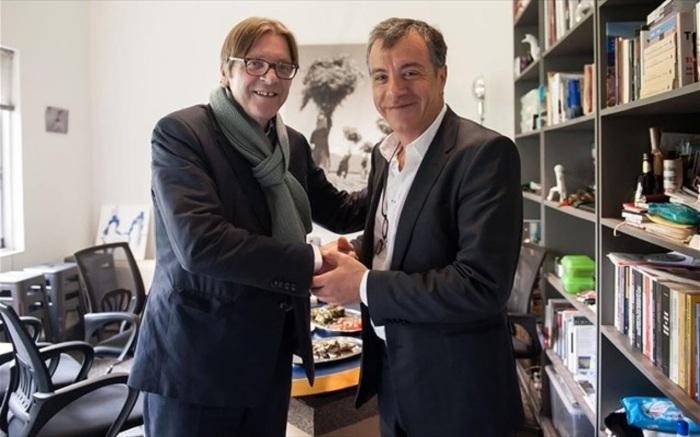 O Φερχόφστατ μέλος του διοικητικού συμβουλίου της Exmar - βελγικής ναυτιλιακής - φέρεται να χρησιμοποιούσε εταιρία offshore η οποία αναφέρεται στα Paradise Papers, με σκοπό να παρακάμψει φορολογικούς νόμους. Οι αποκαλύψεις σε βάρος του Φερχόφστατ έγιναν γνωστές από το Εργατικό Κόμμα του Βελγίου. Ο πρώην πρωθυπουργός του Βελγίου ήταν μέλος του διοικητικού συμβουλίου της Exmar μεταξύ του 2010 και του 2016. Σύμφωνα με τους ισολογισμούς, είχε ετήσιο εισόδημα 60.000 ευρώ. Στο διοικητικό συμβούλιο ήταν επίσης και ο Χάουαρντ Γκατμαν, πρέσβης στο Βέλγιο επί θητείας Ομπάμα. Τα Paradise Papers καταγράφουν τη εταιρία Exmar Offshore, με έδρα τις Βερμούδες, μέλος του Ομίλου Exmar. Η εταιρία ιδρύθηκε το 1997, με αντικείμενο, υπηρεσίες ενέργειας. Η Πήτερ Μέρτενς, πρόεδρος του Εργατικού Κόμματος δήλωσε ότι Φερχόφστατ «δεν μπορεί να ισχυριστεί ότι δεν ήξερε την ύπαρξη της εταιρίας». Από την πλευρά του ο εκπρόσωπος του Φερχόφστατ, Μπραμ Ντέλεν δήλωσε, «πρόκειται για fake news. Η Exmar Offshore δραστηριοποιείται κυριολεκτικά «εκτός ηπειρωτικής επικράτειας», όπως σε θαλάσσιες πλατφόρμες και δεν έχει καμία σχέση με τις offshore με την οικονομική έννοια της λέξης». «Το Εργατικό Κόμμα εσκεμμένα δημιουργεί σύγχυση. Επιπλέον, ο Φερχόφστατ έχει φύγει από το διοικητικό συμβούλιο εδώ και πάνω από ένα χρόνο», κατέληξε ο ίδιος.