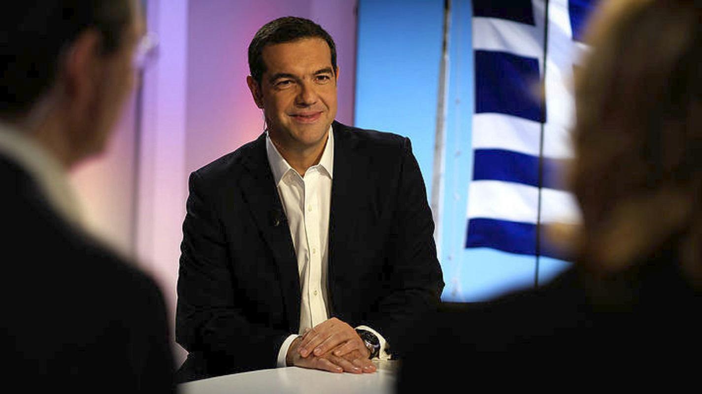 Αλ. Τσίπρας στη Figaro: Η περιπέτεια της Ελλάδας θα λάβει τέλος τον Αύγουστο 2018