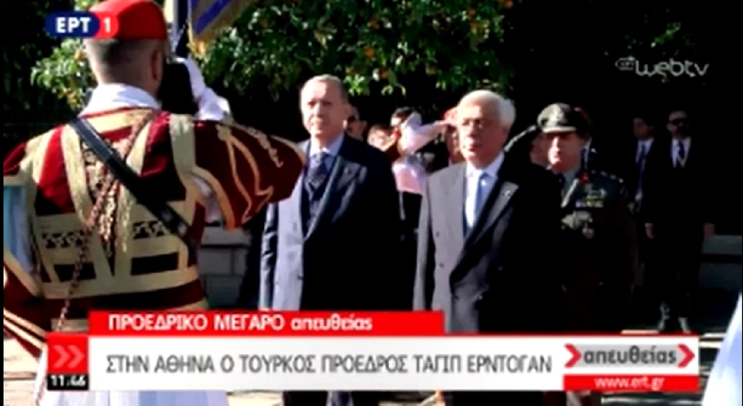 ΙΣΤΟΡΙΚΗ ΕΞΕΛΙΞΗ: Την αποχώρηση των τουρκικών στρατευμάτων από την Κύπρο ζητά ο πρόεδρος του Ευρωπαϊκού Κοινοβουλίου! Απολύτως ταυτισμένος με την γραμμή Παυλόπουλου!