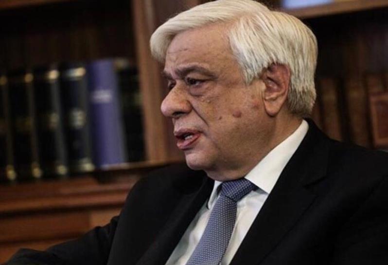 Ο Πρόεδρος της Ελληνικής Δημοκρατίας Προκόπιος Παυλόπουλος
