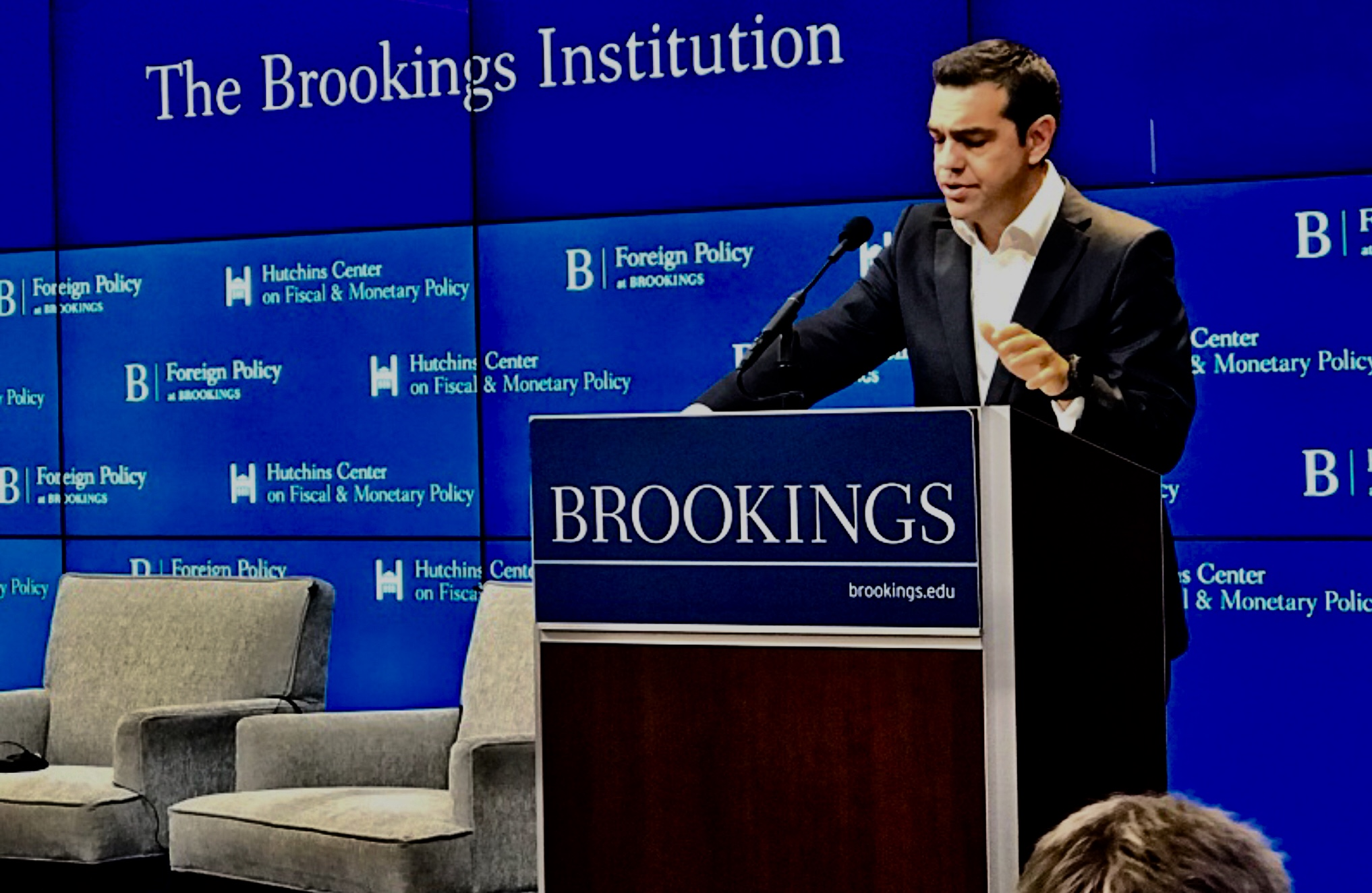 FAZ: «Ο Αλέξης Τσίπρας θα μπορούσε να μείνει στην ιστορία ως ο πολιτικός που απελευθέρωσε την Ελλάδα»