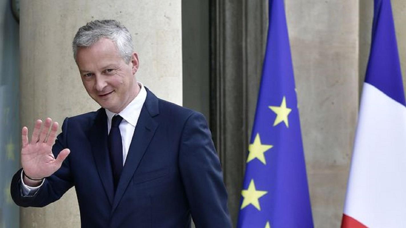 Bruno Le Marie «Τώρα πρέπει να σκεφτούμε τα μέτρα για το χρέος»