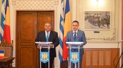 Υπογραφή Συμφώνου Αμυντικής Συνεργασίας μεταξύ Ελλάδος & Ρουμανίας 3
