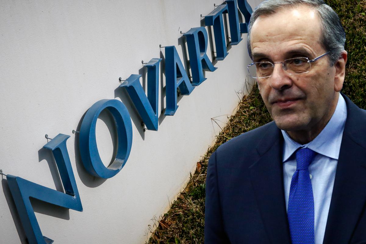 NOVARTIS-ΚΑΤΕΡΡΕΥΣΑΝ οι ισχυρισμοί Σαμαρά! Αύξηση 257,14% των κερδών στην Ελλάδα! Περισσότερο από Microsoft κι Apple μαζί!