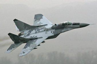 Serbian Air Force MiG-29