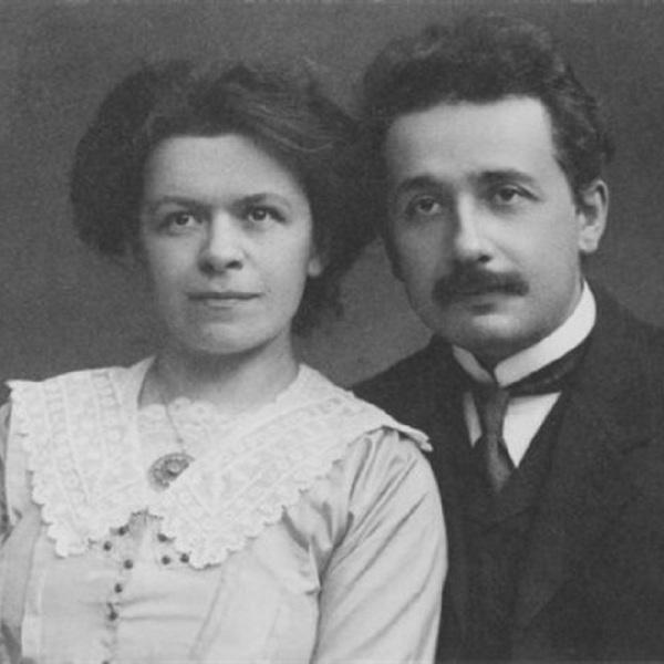 Μιλέβα Μάριτς, Αλβέρτος Αϊνστάιν