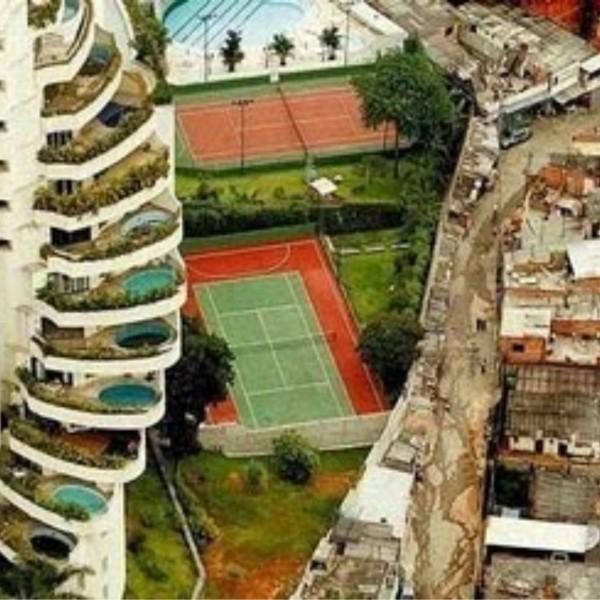 Pesquisa do IBGE diz que 10% mais ricos têm 42% dos rendimentos do país