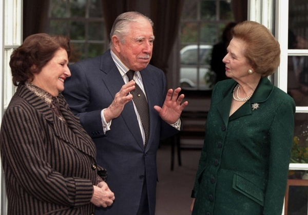 Thatcher, Pinochet and the legacy of class warfare