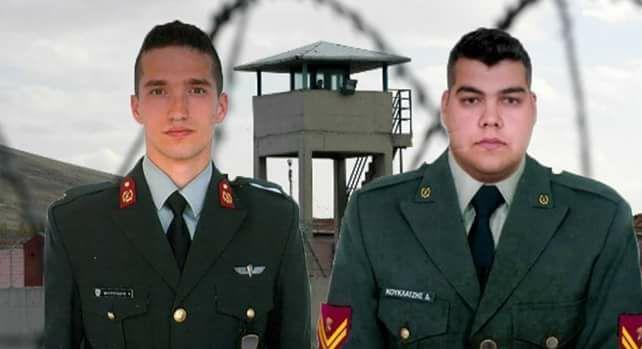 Διπλωματικός ελιγμός από τον ΥΕΘΑ Π.Καμμένο για τους δυο στρατιωτικούς