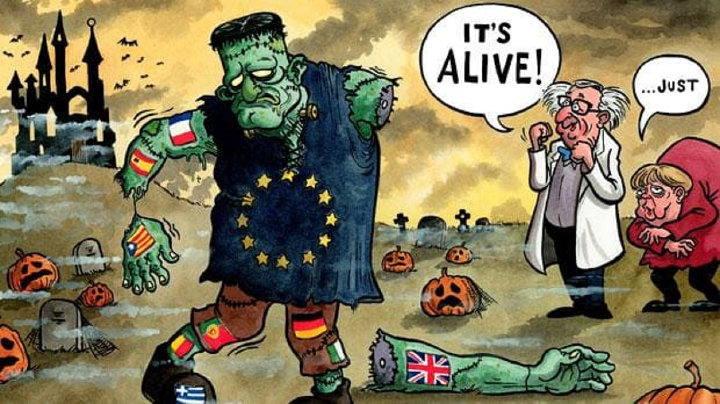#Italy - The Beginning of the End of the European Union