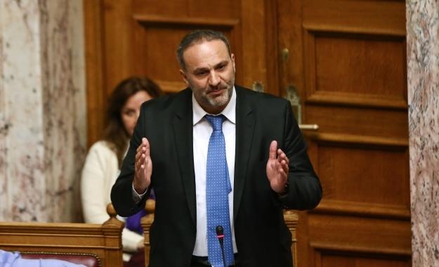 """""""Η αλήθεια για την συμφωνία με τα Σκόπια κι η υποκρισία της Νέας Δημοκρατίας με την πρόταση μομφής"""" – Νίκος Μαυραγάνης στον ΣΚΑΪ"""