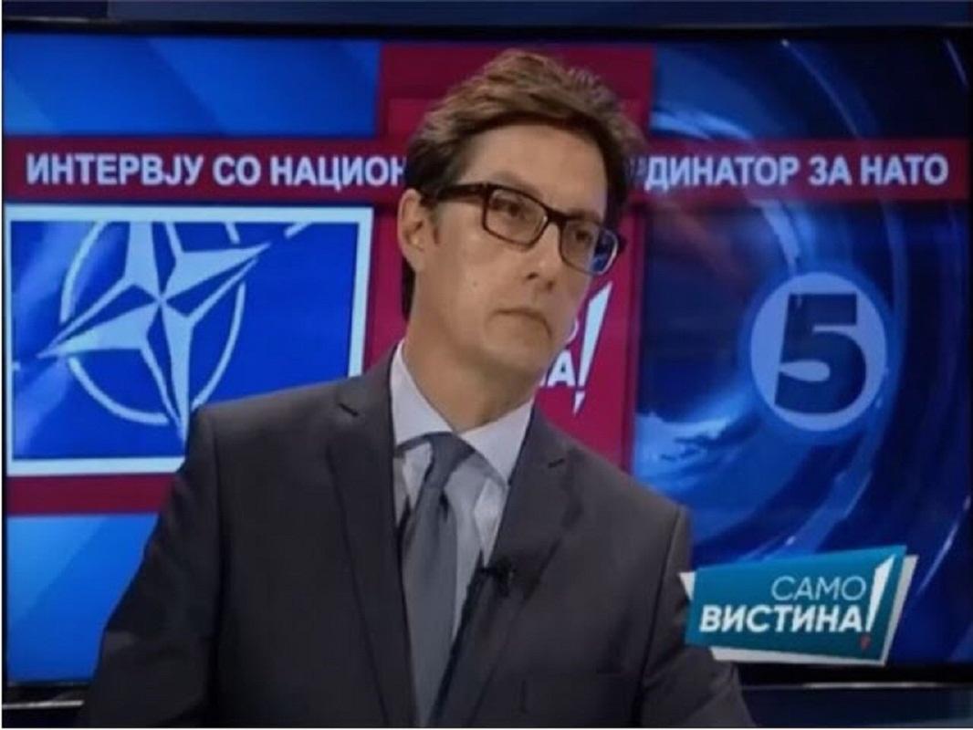 """Απίστευτες αποκαλύψεις από τον σκοπιανό συντονιστή για το #ΝΑΤΟ: """"Ο Ζάεφ μας οδηγεί σε εθνική ήττα, ΟΥΔΕΙΣ ΕΙΧΕ ΖΗΤΗΣΕΙ ΠΡΙΝ ΣΥΝΤΑΓΜΑΤΙΚΕΣ ΑΛΛΑΓΕΣ!"""""""