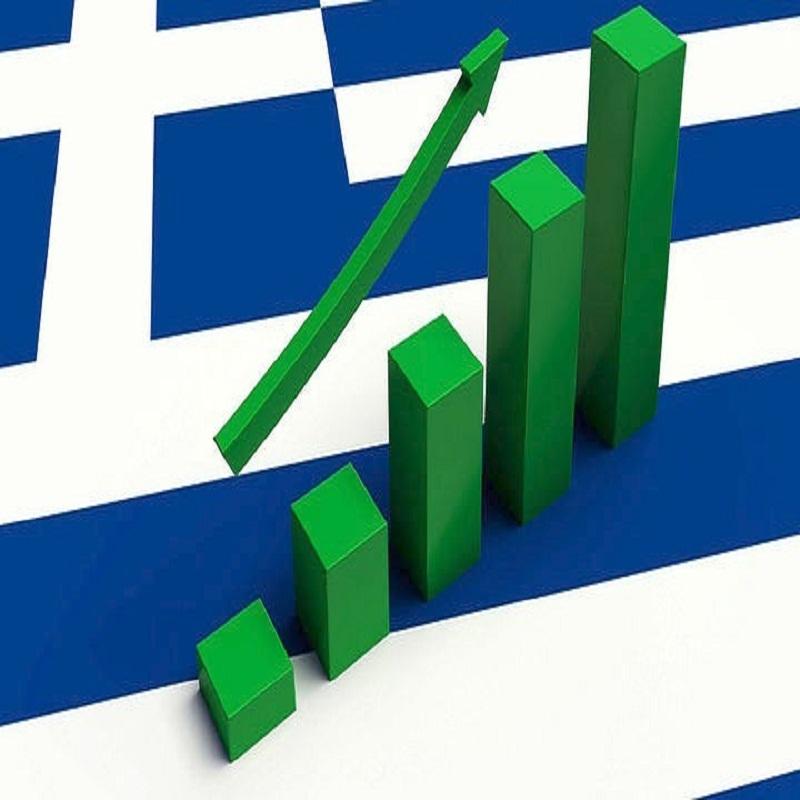 Κατά 0,8% αυξήθηκε το εποχικά διορθωμένο ΑΕΠ της Ελλάδας το α' τρίμηνο του 2018