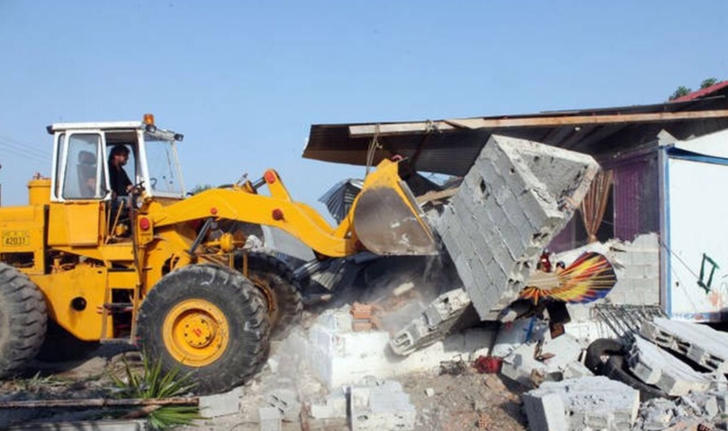 ΜΠΟΥΛΝΤΟΖΕΣ Σχέδιο για την αυθαίρετη δόμηση ανακοινώνει σήμερα η κυβέρνηση ΑΥΘΑΙΡΕΤΑ