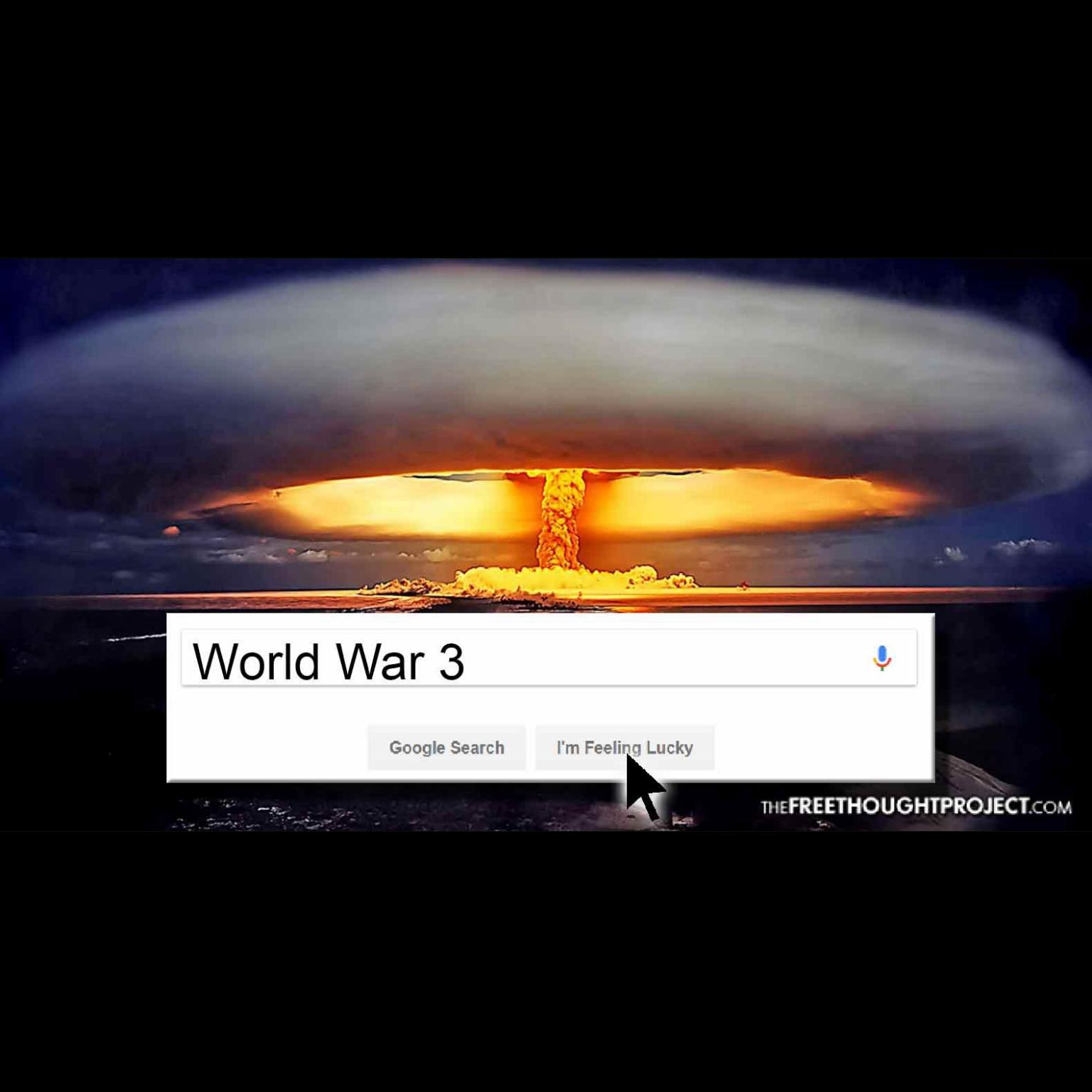 Ο νέος ολοκληρωτισμός και η αντίδραση-Ένας παγκόσμιος πόλεμος, διαφορετικός