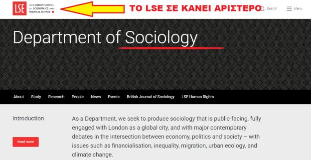 LSE-SOCIOLOGY