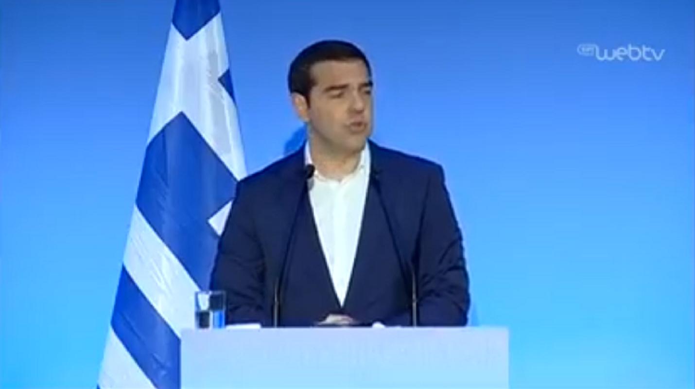 Δηλώσεις Πρωθυπουργού Αλέξη Τσίπρα μετά την ολοκλήρωση του ΚΥΣΕΑ