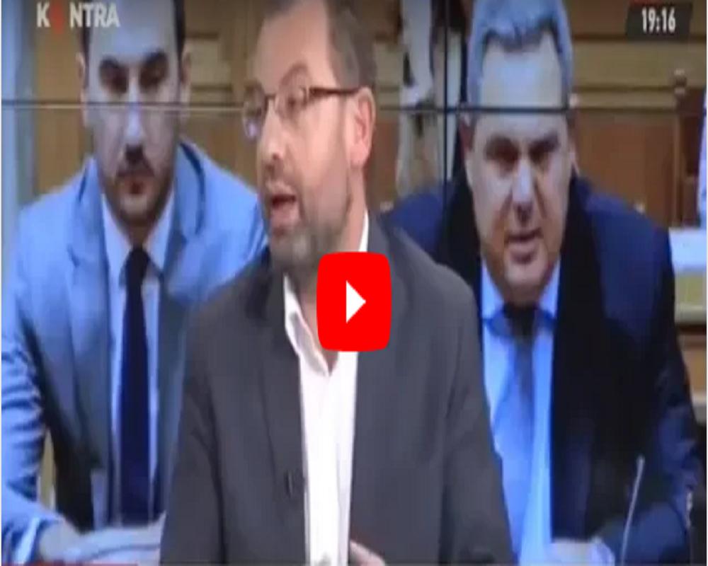 Γ.Χριστοφορίδης «Θα έχουμε εθνικές εκλογές…» [ΒΙΝΤΕΟ] @george_cris