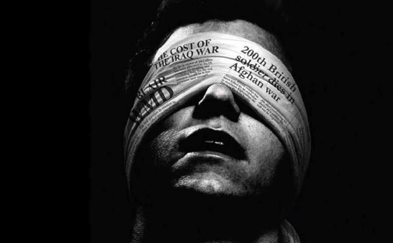 """""""Δεν είναι ο Τζοκερ , είναι η λογοκρισία"""" του Νικολάου Μπαγιαρτάκη"""