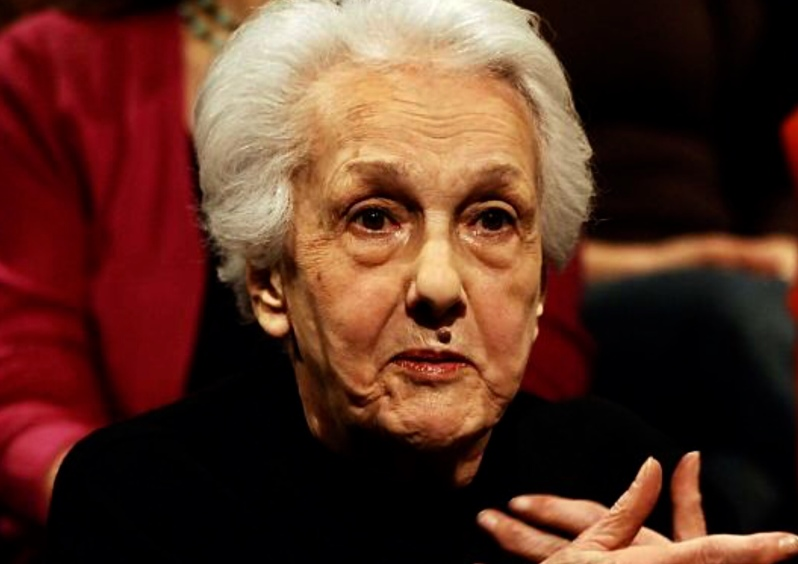 Rossana Rossanda-Φταίμε εμείς εάν κερδίζει ο Σαλβίνι, η Αριστερά απογοήτευσε