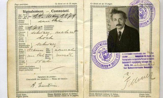 Albert Einstein papers