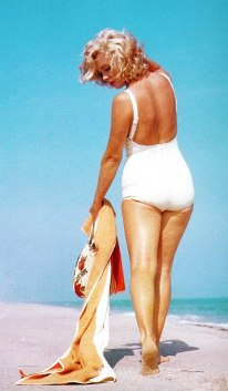 Marilyn Monroe Full Body Beach Bikini
