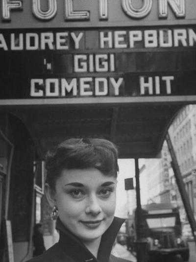 Audrey Hepburb