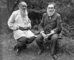 Лев Никола́евич Толсто́й - Антон Павлович Чехов