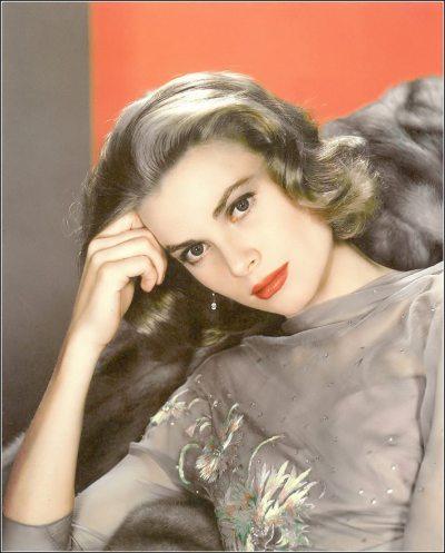 Grace Kelly, 1956.