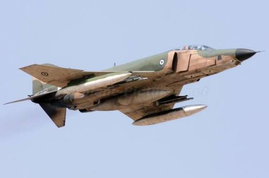 hellenic-air-force-f-4e-phantom-ii-general-electric-j-79-turbojet-engines-with-afterburners-14