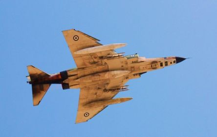 hellenic-air-force-f-4e-phantom-ii-general-electric-j-79-turbojet-engines-with-afterburners-19