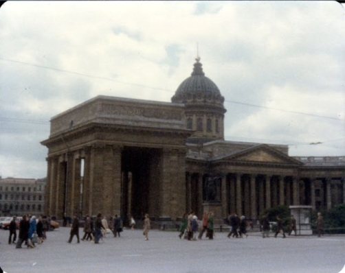 Leningrad in the 1970s This Is What Leningrad Looked Like in the Mid-1970s cccp ussr lenin (29)