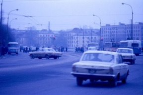 Leningrad in the 1970s This Is What Leningrad Looked Like in the Mid-1970s cccp ussr lenin (30)