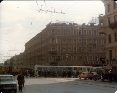 Leningrad in the 1970s This Is What Leningrad Looked Like in the Mid-1970s cccp ussr lenin (41)
