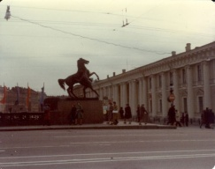 Leningrad in the 1970s This Is What Leningrad Looked Like in the Mid-1970s cccp ussr lenin (44)