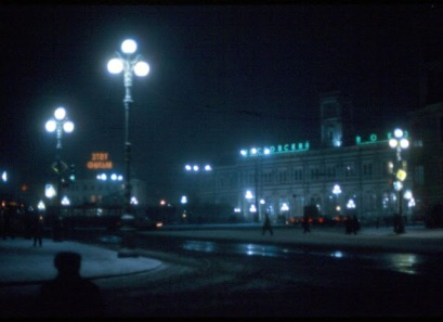 Leningrad in the 1970s This Is What Leningrad Looked Like in the Mid-1970s cccp ussr lenin (47)