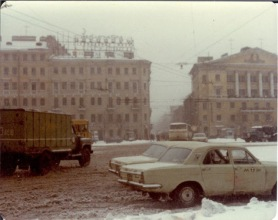 Leningrad in the 1970s This Is What Leningrad Looked Like in the Mid-1970s cccp ussr lenin (51)
