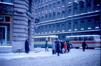 Leningrad in the 1970s This Is What Leningrad Looked Like in the Mid-1970s cccp ussr lenin (57)