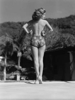 Linda Christian in 1945