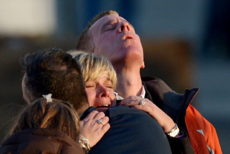 Dozens killed in shooting at elementary school in Connecticiut
