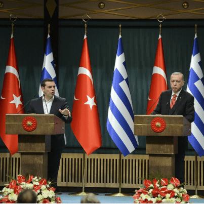 ΑΛΕΞΗΣ ΤΣΙΠΡΑΣ,ΤΑΓΙΠ ΕΡΝΤΟΓΑΝ,RECEP TAYYIP ERDOGAN,ALEXIS TSIPRAS,Recep Tayyip Erdoğan