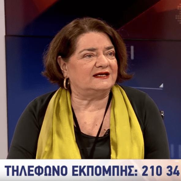 """""""Πως κάναμε την ζωή των πολιτών καλύτερη"""" Ερμίνα Κυπριανίδου (Αντιπεριφερειάρχης Κεντρικού Τομέα Αθηνών)"""